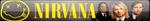 Nirvana Fan Button by sinh95