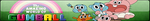 The Amazing World Of Gumball Fan button by sinh95