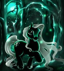 + my little xial pony by kiyo