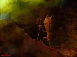 Devilme by Fungimaster