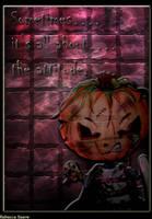 ---My Pumpkins Ghost--- oO by kentuski