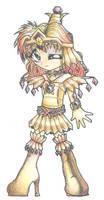 Chibi Miria as Galaxia by kentuski