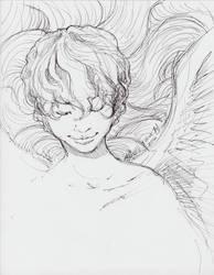Angel_boi by kentuski