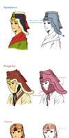 Women's Winter Hats by Glimja