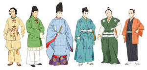 Men's Japanese Clothes by Glimja