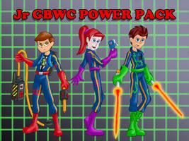GBWC kids power pack . by Jason-K