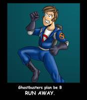 ghostbusters plan B by Jason-K