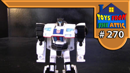 Toys from the attic E270 transformers  POP jazz by Jason-K