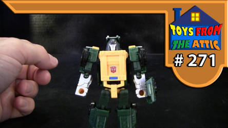 Toys from the attic E271 transformers  POP bron by Jason-K