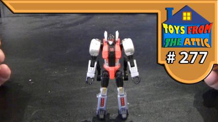 Toys from the attic E277 transformers  POP  slash by Jason-K