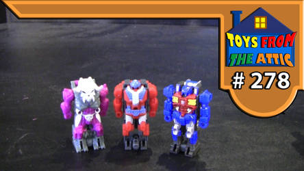 Toys from the attic E278 prime masters by Jason-K