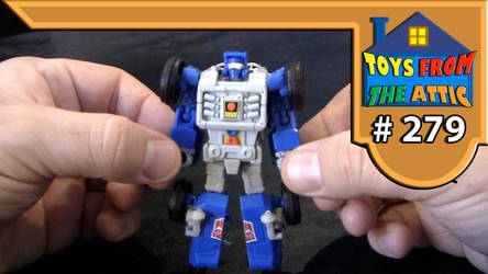 Toys from the attic E279 transformers beachcomber by Jason-K
