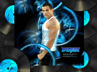 AMR DIAB - WAYAH by anakedadesigns