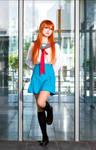 TMoHS: Asahina Mikuru by BBChibi