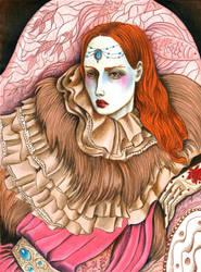 Lysa Arryn by SiriusBlack985