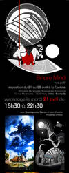 Exposition a la cantine by binarymind