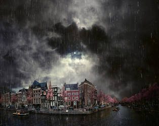 Amsterdam Infrared by binarymind