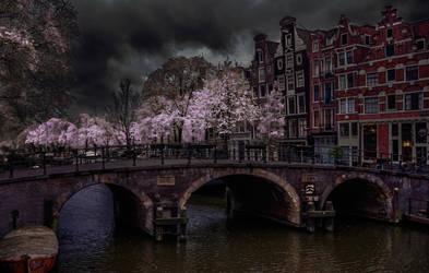 Amsterdam Infrared 2 by binarymind