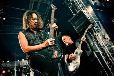 Metallica III by PetriW
