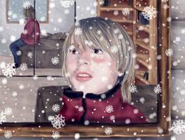 Let it Snow by Shizuka-no-Ame