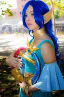 Nayru - The legend of Zelda by Sun-Gukong