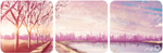 pastel dream | divider | free for you by Kootomi