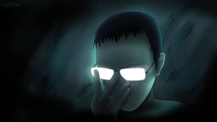 Shimura Daiemondo Glasses by Mitenro