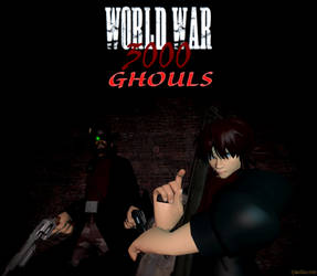 WW3K: Ghouls - Cover Art by tigerfaceswe