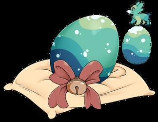 Eggy Raffle 2017 #15 - Seaside Holiday by Wyngrew