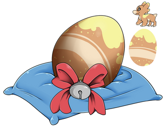Eggy Raffle 2017 #7 - Limoncello Dolcini by Wyngrew