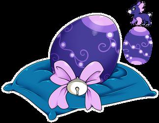 Eggy Raffle 2017 #11 - Floral Link by Wyngrew