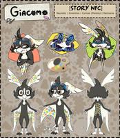 NPC: Giacomo by Wyngrew