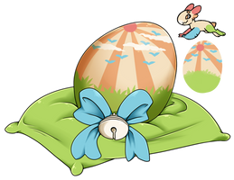 Egg Raffle 2018 #1 - Sweet Summer Child by Wyngrew
