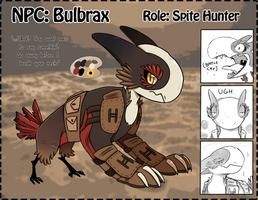 NPC: Bulbrax by Wyngrew