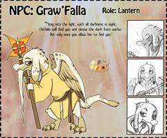 NPC: Graw'falla by Wyngrew