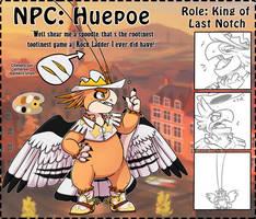 NPC: Huepoe by Wyngrew