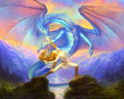 Dragon Tamer by liiga