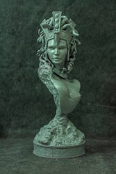 Medusa Printed! by mufizal