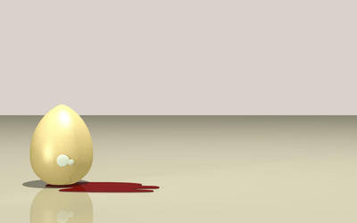 bloody egg by belh4wk
