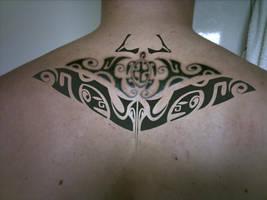 Tattoo by belh4wk