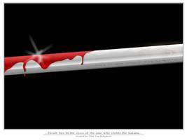 Death lies in the eyes... by belh4wk
