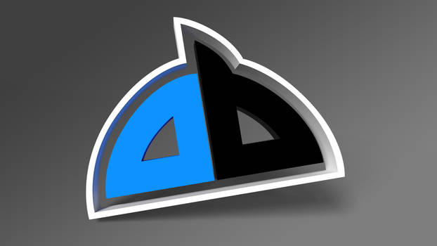 AB Graphics 3D Logo by AaronBentley88