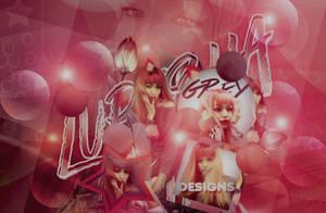 Victoria Secret ID by LupishaGreyDesigns