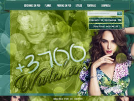 PACK +3700 WATCHERS by LupishaGreyDesigns
