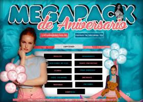 MEGAPACK DE ANIVERSARIO by LupishaGreyDesigns