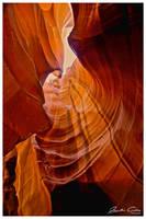 Antelope Canyon Stone by jaydoncabe