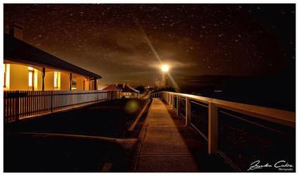 Byron Bay Light house HDR by jaydoncabe