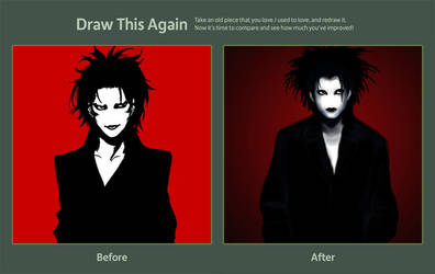 Draw this Again Challenge by HHubs
