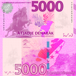 YJD 5000 (More Money) by requindesang