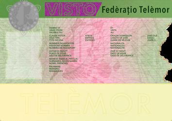 Telemor Visa 2.0 (redesign) by requindesang